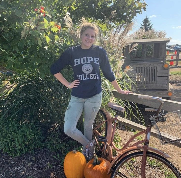 Maggie Hoerner Has Committed to Hope College Beginning Fall 2020