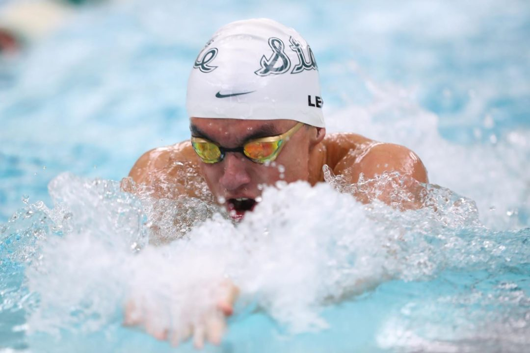 Spartans Sweep Cleveland State In Final Home Meet Of Season
