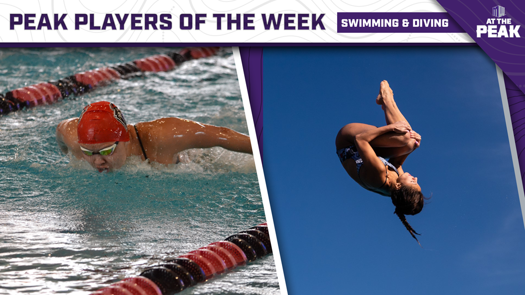Toh and Lechuga Gonzalez Grab Mountain West Weekly Awards