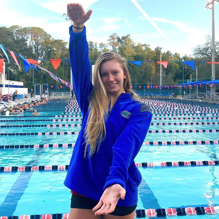 3-Time Florida High School State Champion Olivia Peoples Commits to Gators