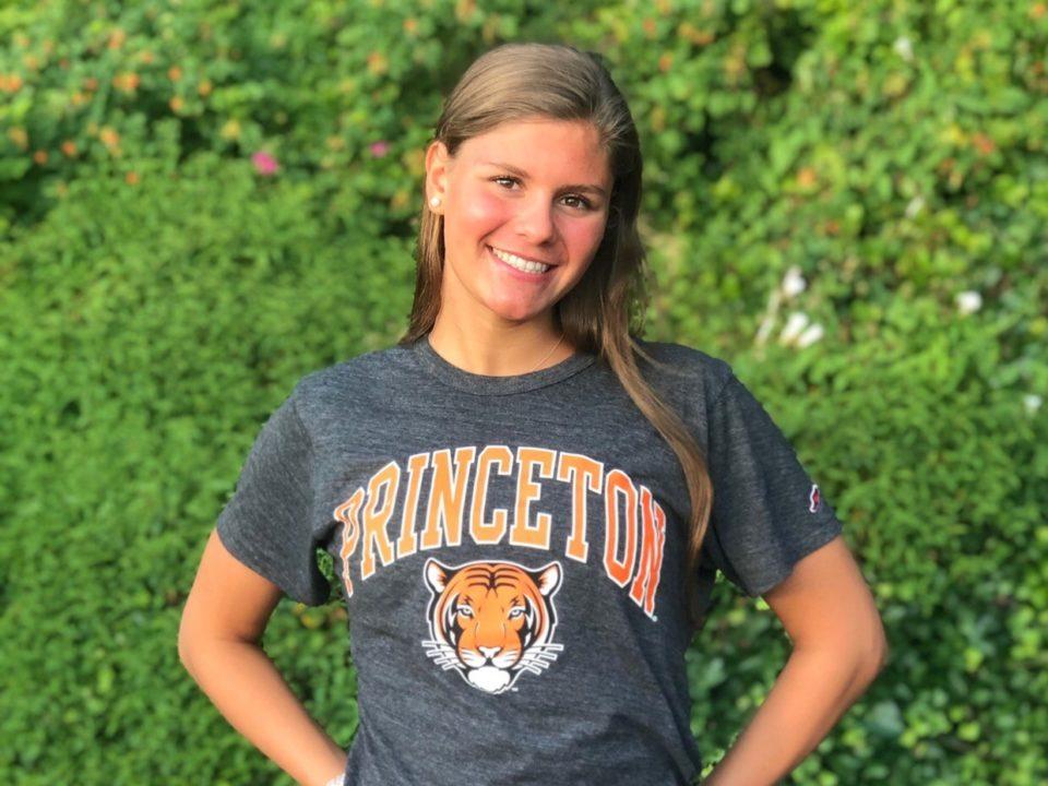 3x WIAA 3A State Champion Nathalie Valdman Announces Commitment to Princeton