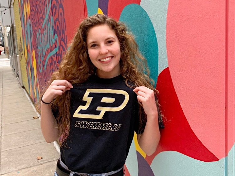 Free/Fly Specialist Audrey Crowel (2021) Verbally Commits to Purdue