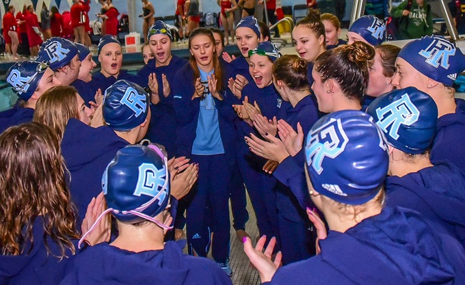Rhode Island Wins 14 Events In Non-Scoring Meet With Fairfield, Coast Guard