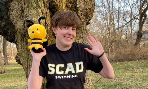 2019 NAIA Champions SCAD Add Trinity Schmidt to Class of 2024 Roster