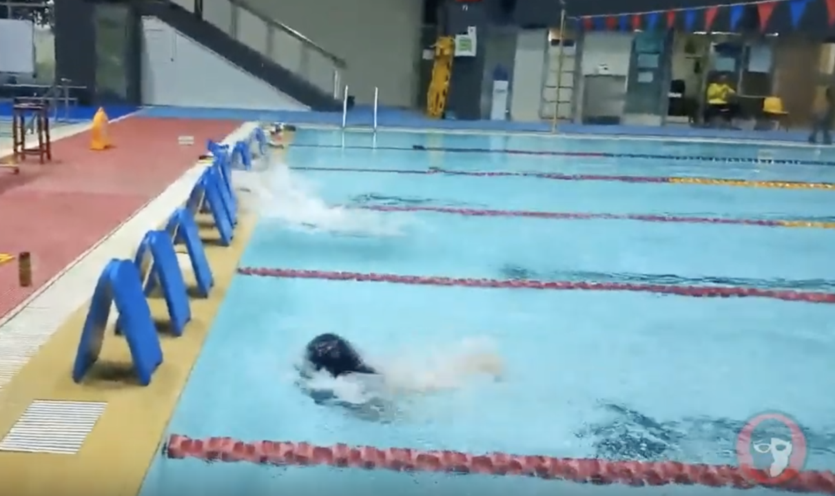 SwimmersBest Drill of the Month: Flip the Board