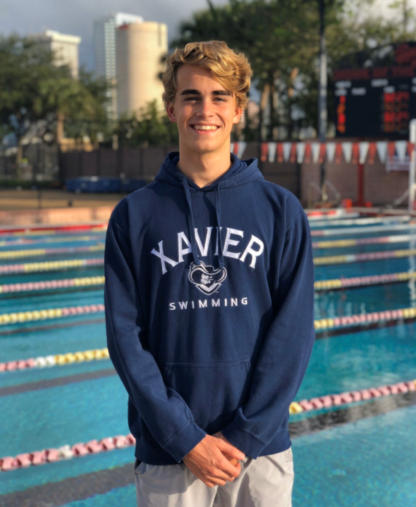 Reed Harris Verbally Commits to Join Sister at Xavier University