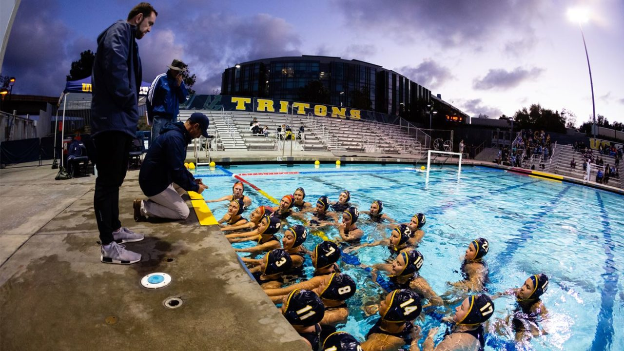 4 Upsets, 1 Overtime Thriller Highlight Women's Water Polo Opening Weekend