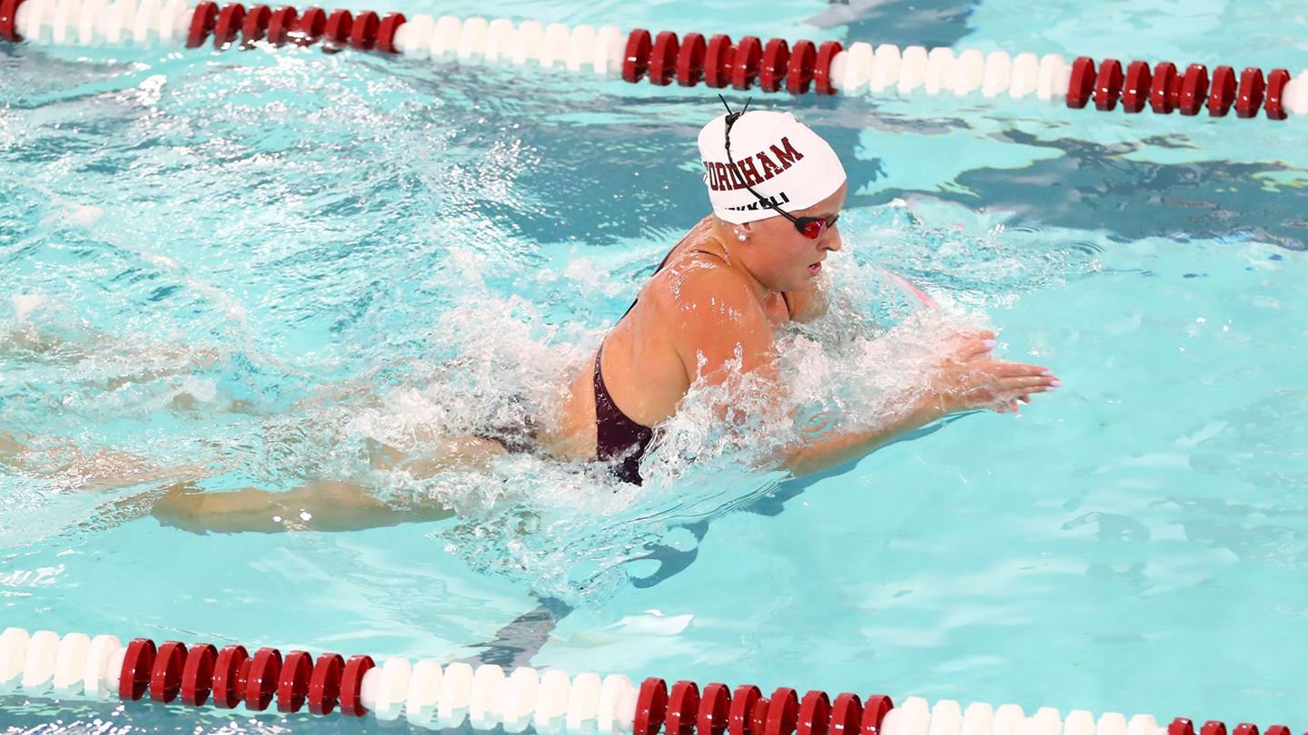 Fordham Closes Out Home Schedule With Sweep Of Iona