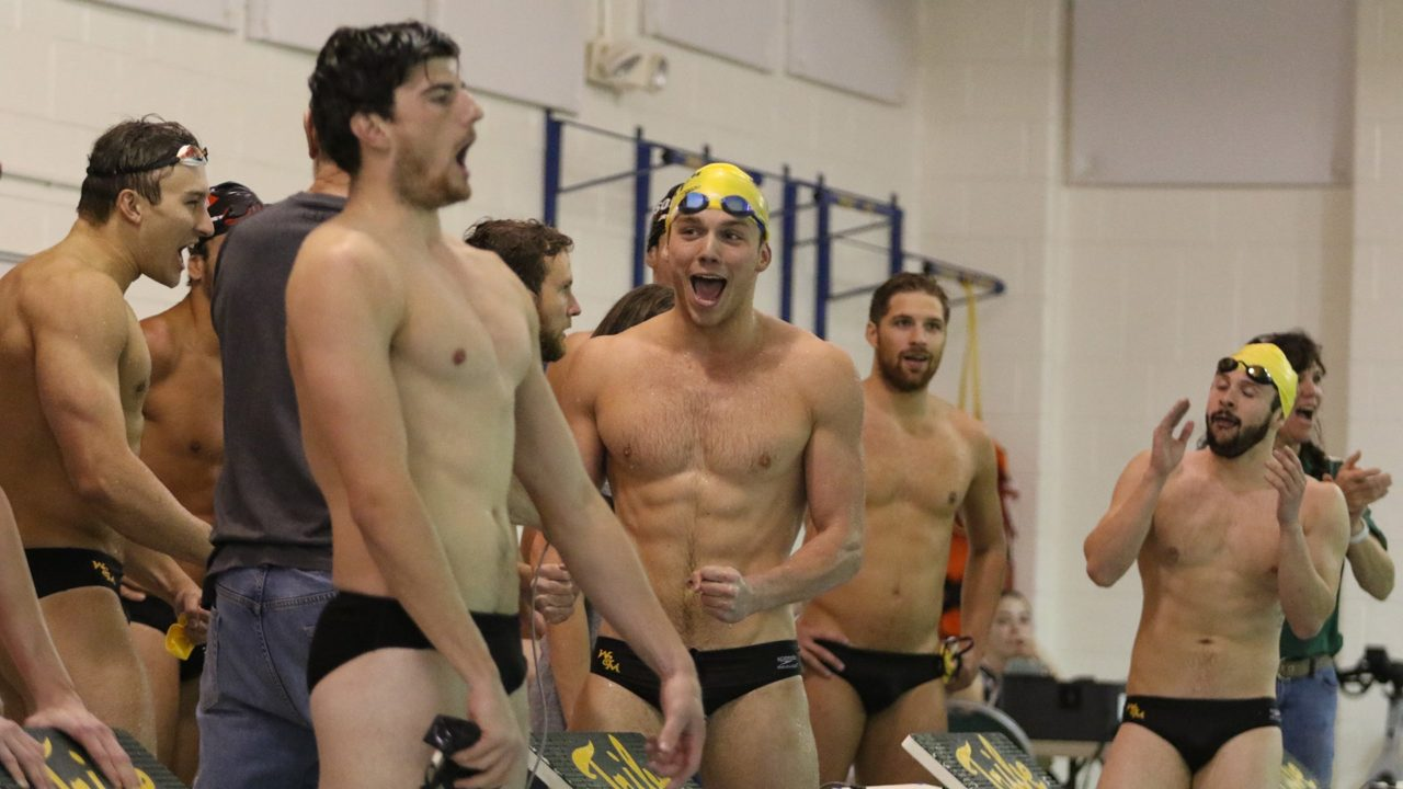 William & Mary Men Shatters Records In Sweep of Davidson