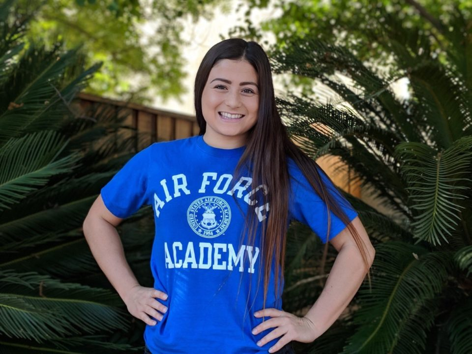 Freestyle Sprinter Brooke Costella Commits to Swim for the Air Force Academy
