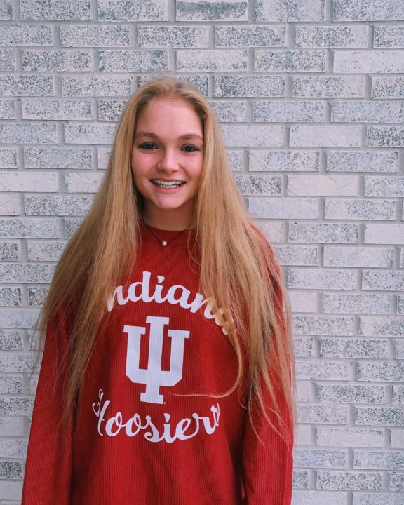 IHSAA 100 Breast Finalist Kabria Chapman Commits to Indiana