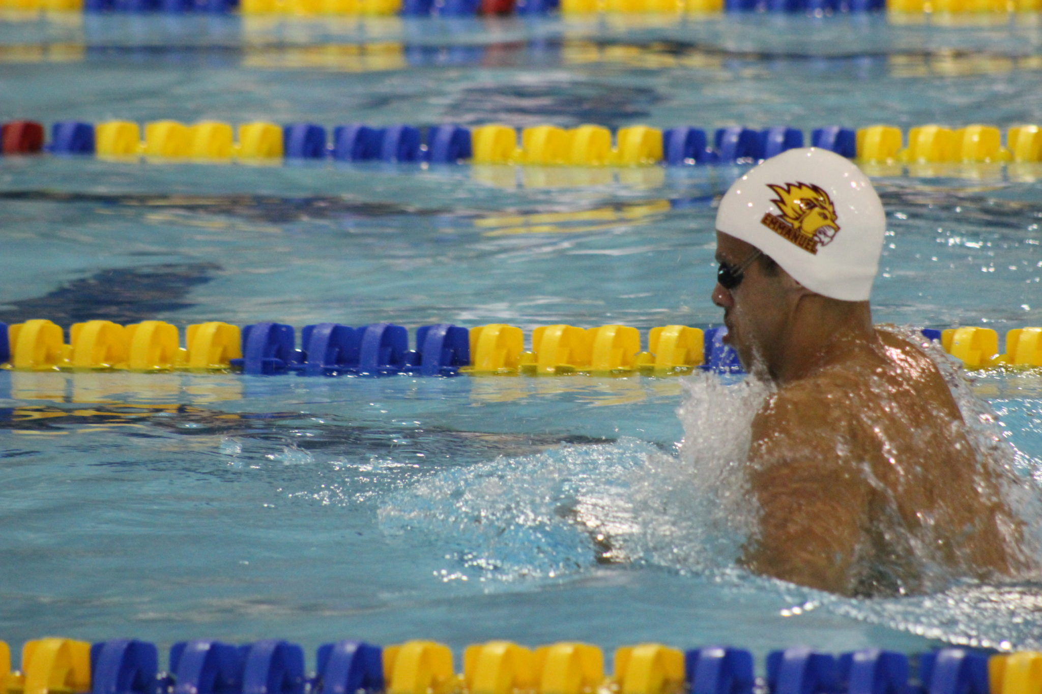 Emmanuel Defeats Carson Newman and SCAD in Double Dual