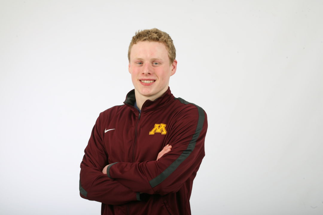 Local Swimmer Jackson Brown Verbally Commits to Minnesota (2021)