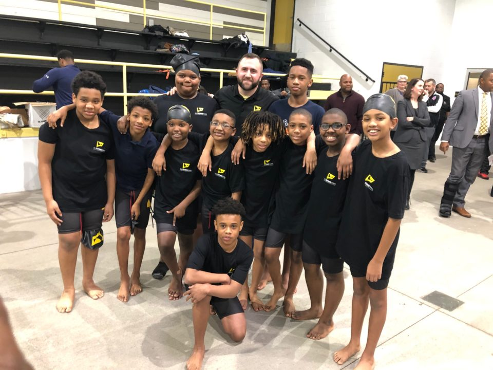 Ali Stingrays Swimmer Scholar Program Officially Launches In Louisville