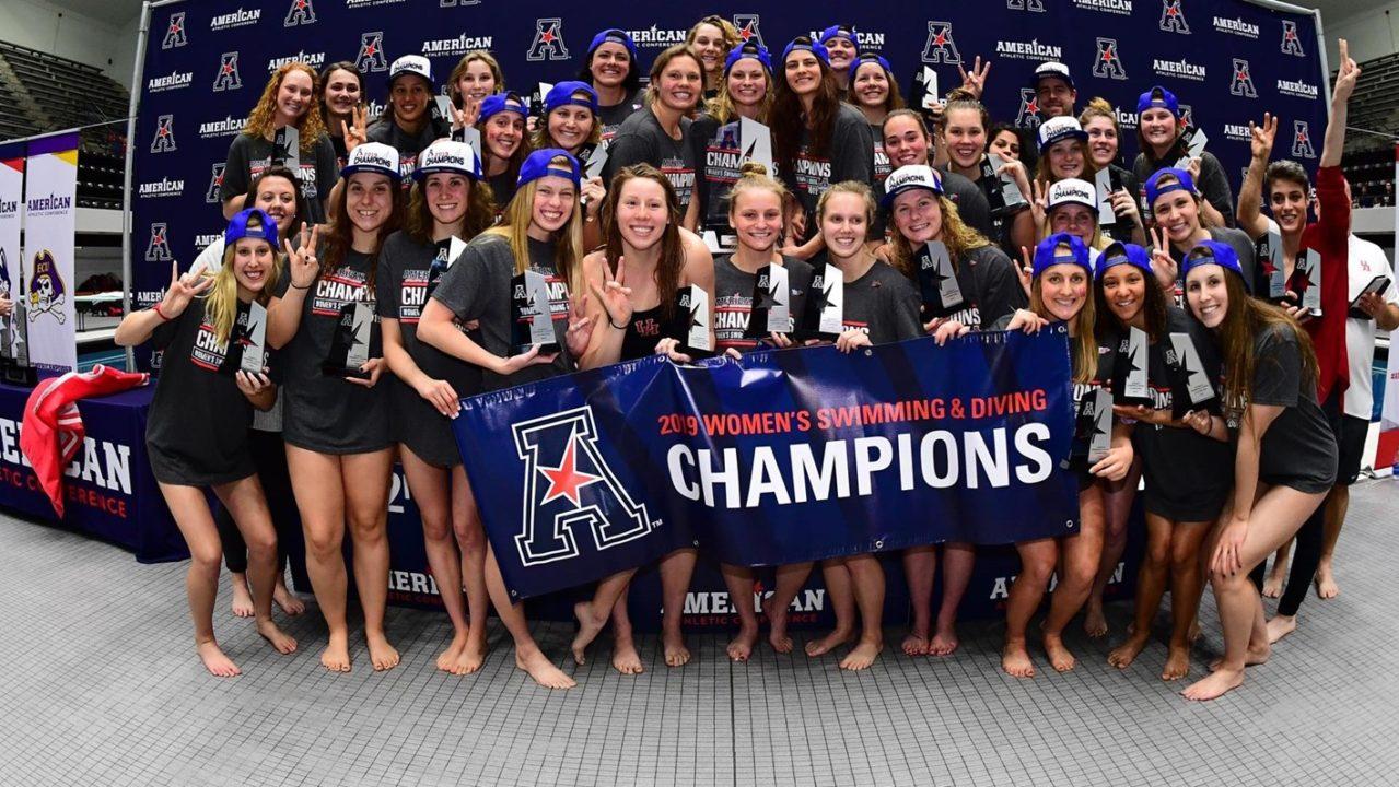 2020 American Swim And Dive Championships Return To Houston