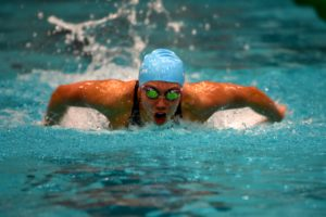 Torri Huske Leads 4 Events Midway Through Virtual Winter Junior Championships