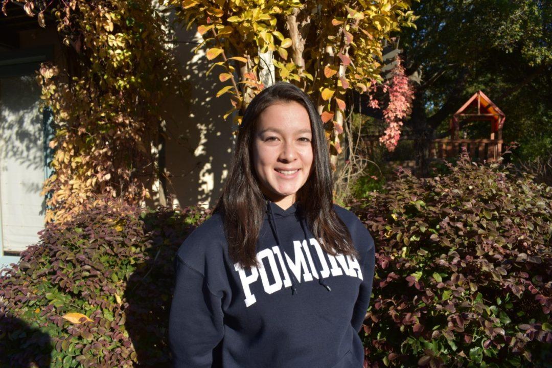 Orinda Aquatics' Emmie Appl Commits to Swim for DIII Pomona-Pitzer College