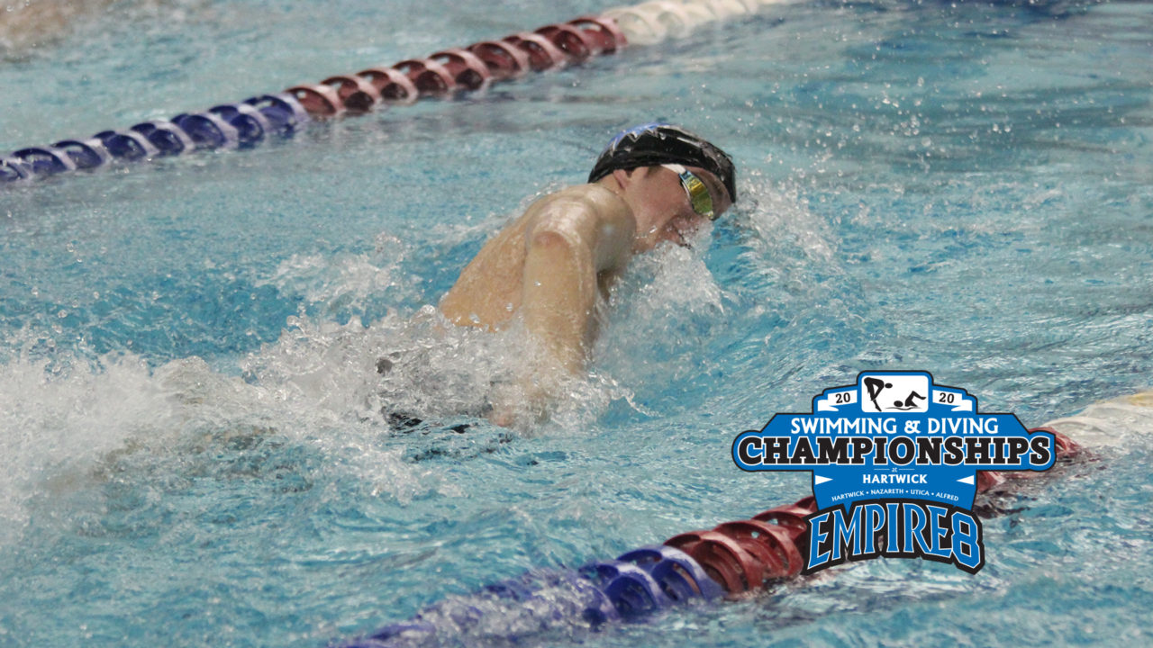 Nazareth Men & Women Expand Leads At Empire 8/Allegheny Empire Championships