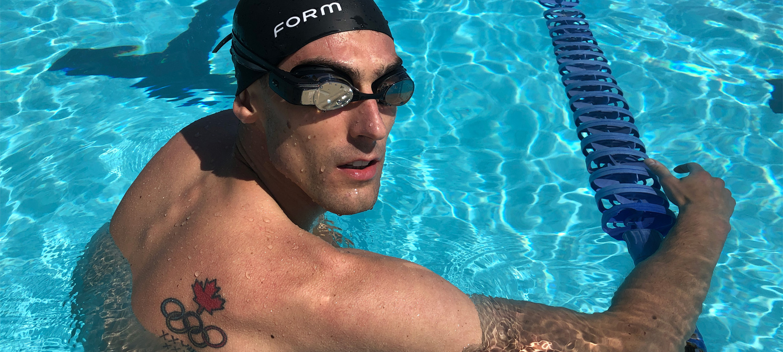 3 Tips From an Olympic Swimmer to Help You Improve This Year