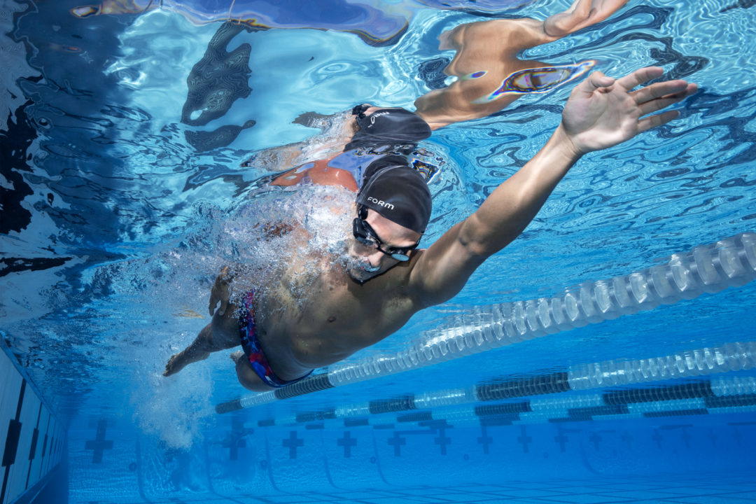 What Olympian Scott Dickens Learned from Swimming with Live Heart Rate