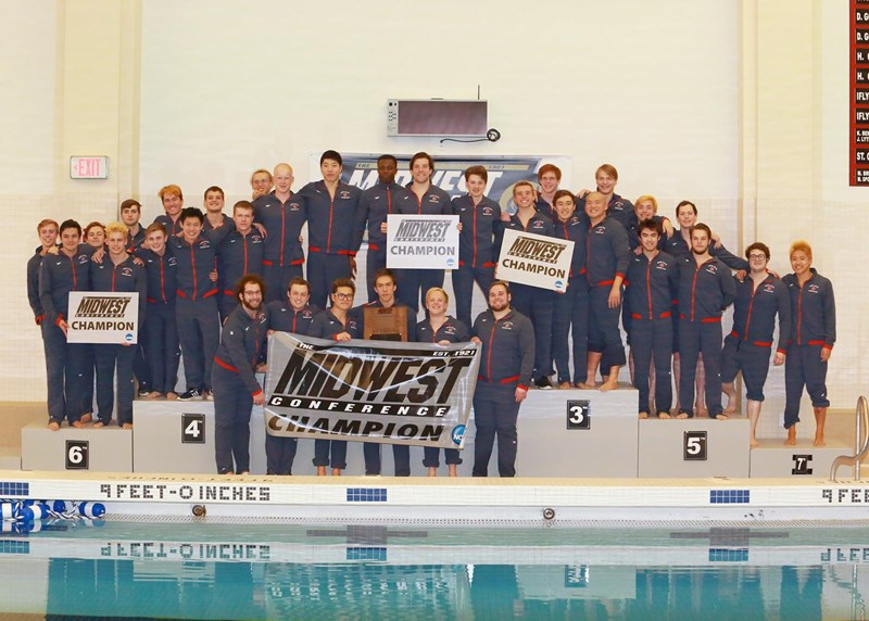 Grinnell Men Win Fifth Straight MWC Title, Forester Women Earn First Since 2012