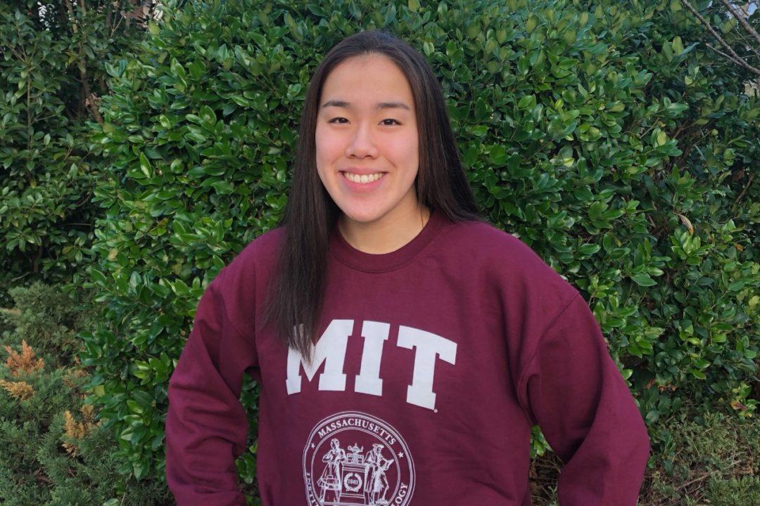 Helen Chen Commits to Swim for Massachusetts Institute of Technology
