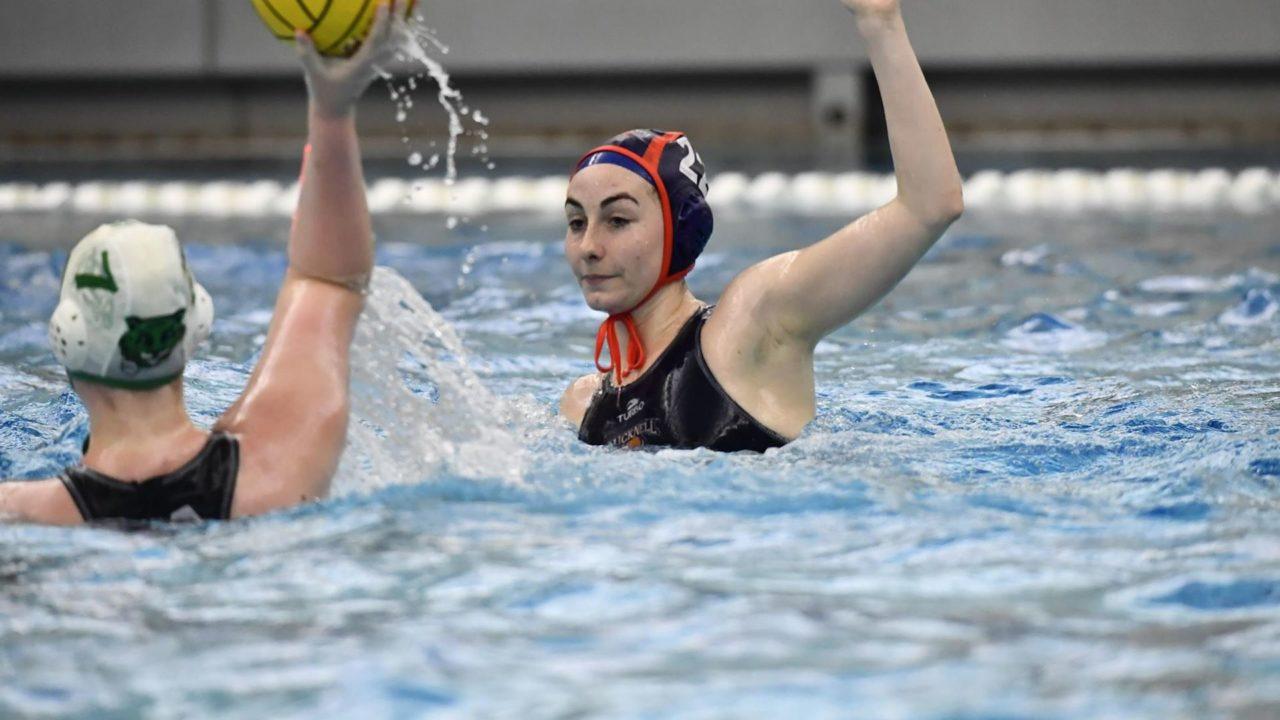 Bucknell's Hyham Nets 25 Goals to Headline Women's Water Polo Conference Nods
