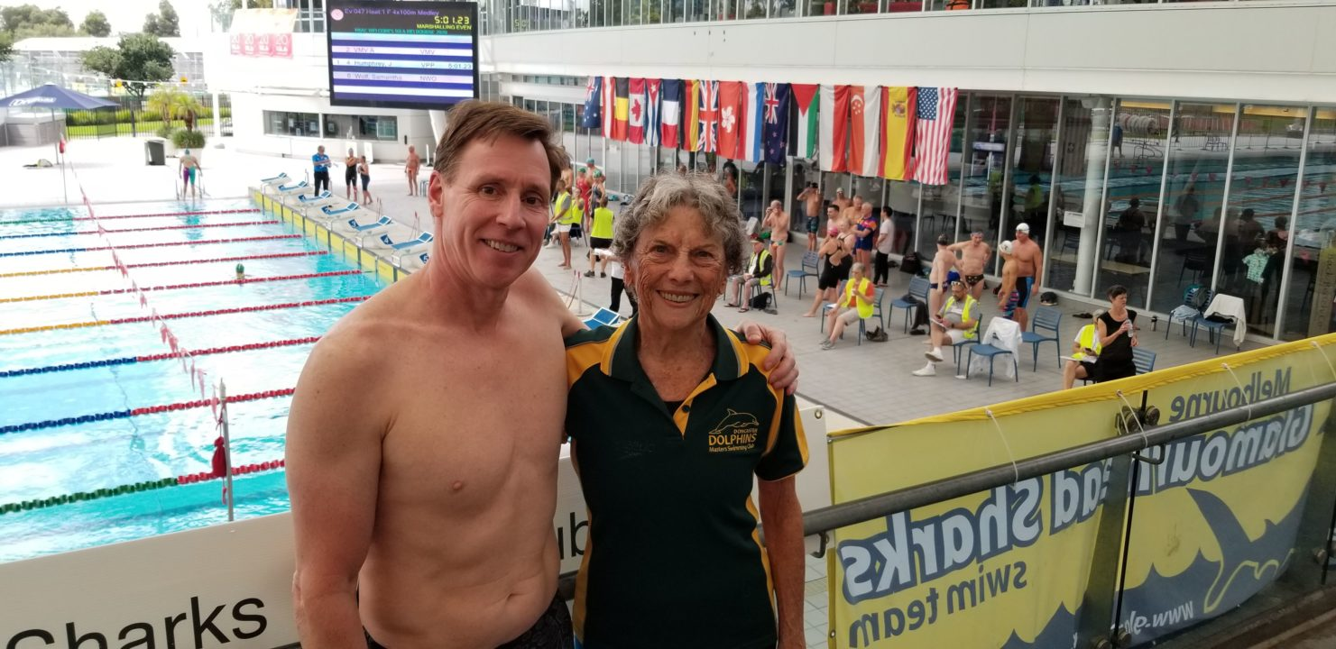 Pair Of Masters World Records Set At 2020 IGLA Championships