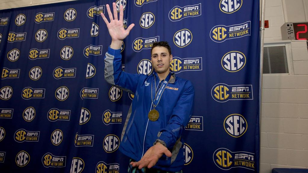 Hot-or-Not: Florida Men Pull Away from Texas A&M on Day 3 of SEC Championships