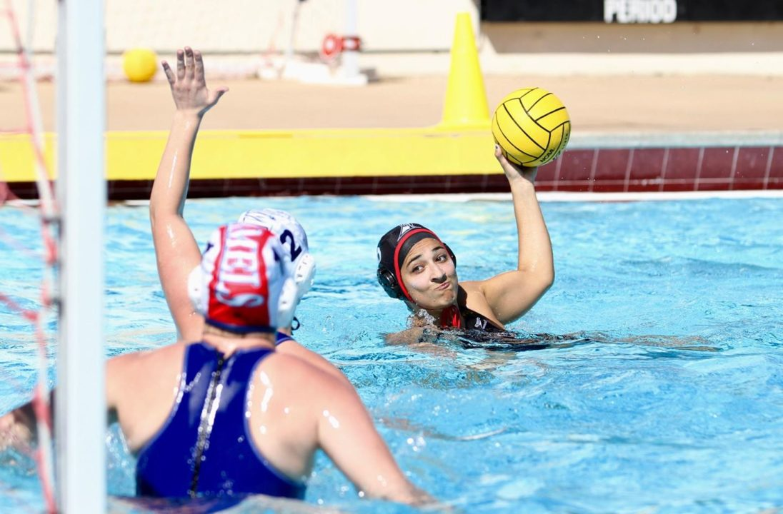 Two Sudden Death Contests Highlight Week 3 Women's Water Polo Results
