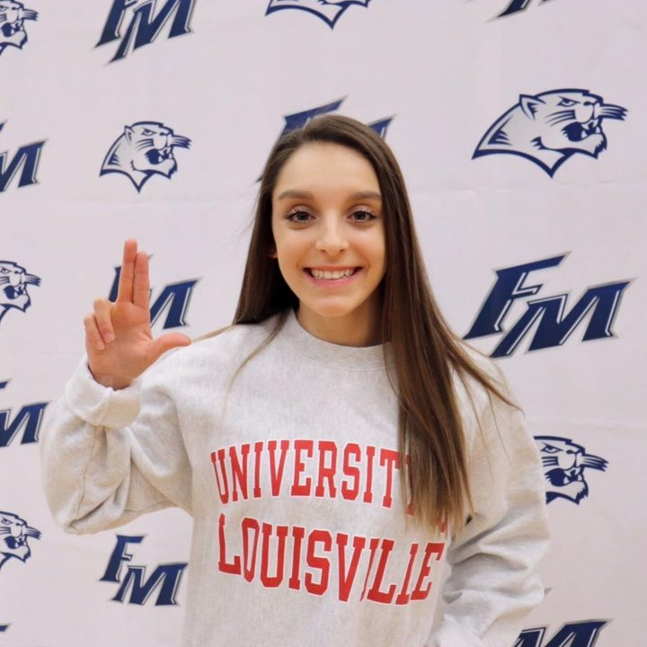 Junior Nationals Finalist Diver Kayla Wilson Commits to Louisville