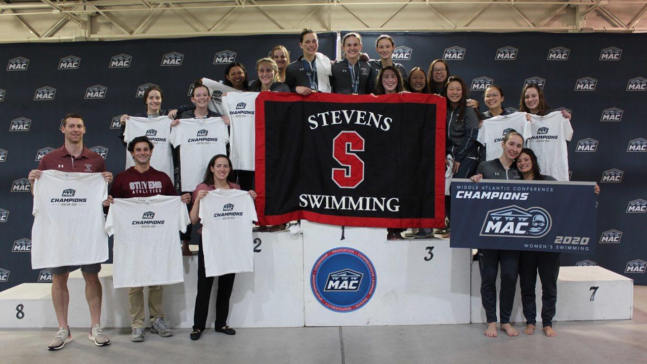 Stevens Ducks Claim First Men's & Women's Middle Atlantic Titles