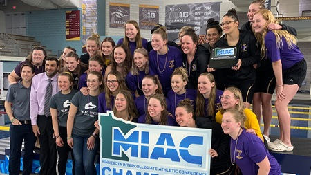 Wentzel Breaks D3 Record; St. Catherine Women, Gustavus Men Win MIAC Titles