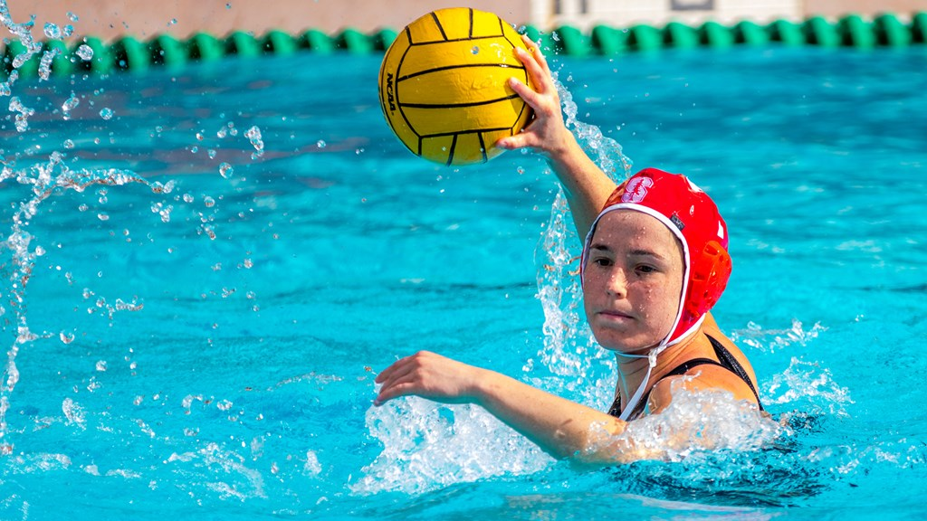 Stanford Maintains Top Spot in Women's Water Polo Poll