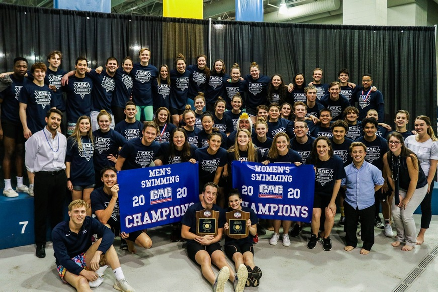 Mary Washington Women Take 30th, Men Take 20th Straight CAC Title