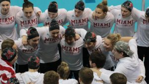 Camila Lins de Mello's 1:48/49 Freestyles Help Lead Miami (OH) over UIndy