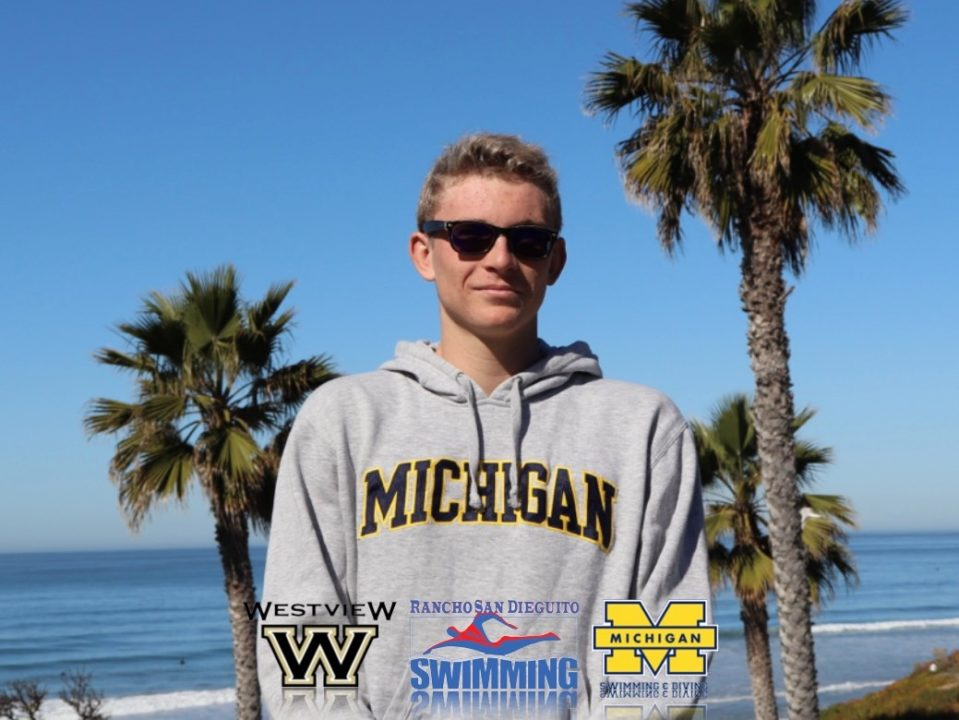 Winter Jrs Finalist Jacque Wenger (2021) Makes Verbal Commitment to Michigan