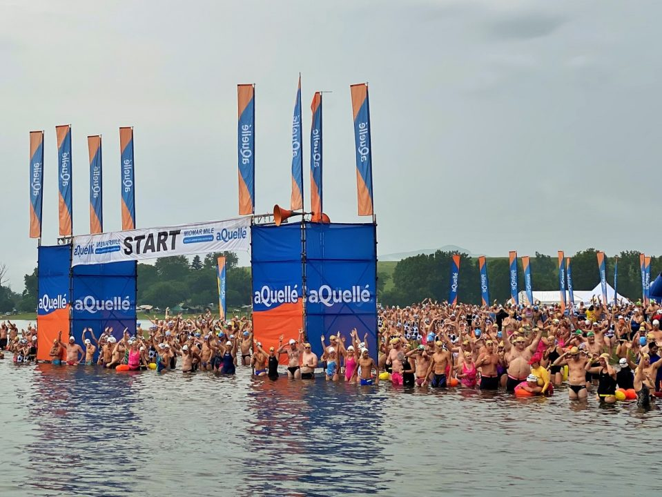 South Africans Dominate 2020 Midmar Mile Open Water Race