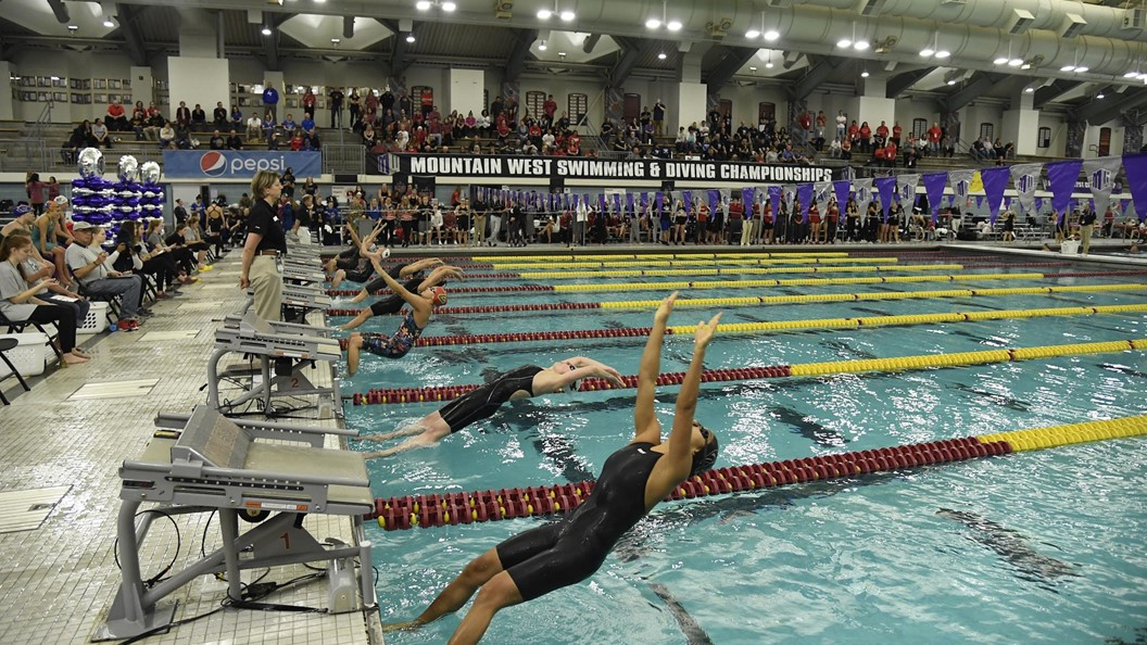 Mountain West Swimming & Diving All-Conference Honors Announced