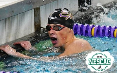 Williams Men Open NESCAC Champs With 800 Free Relay Pool Record