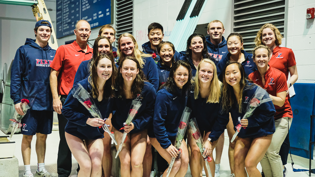 Penn Decisively Sweeps West Chester