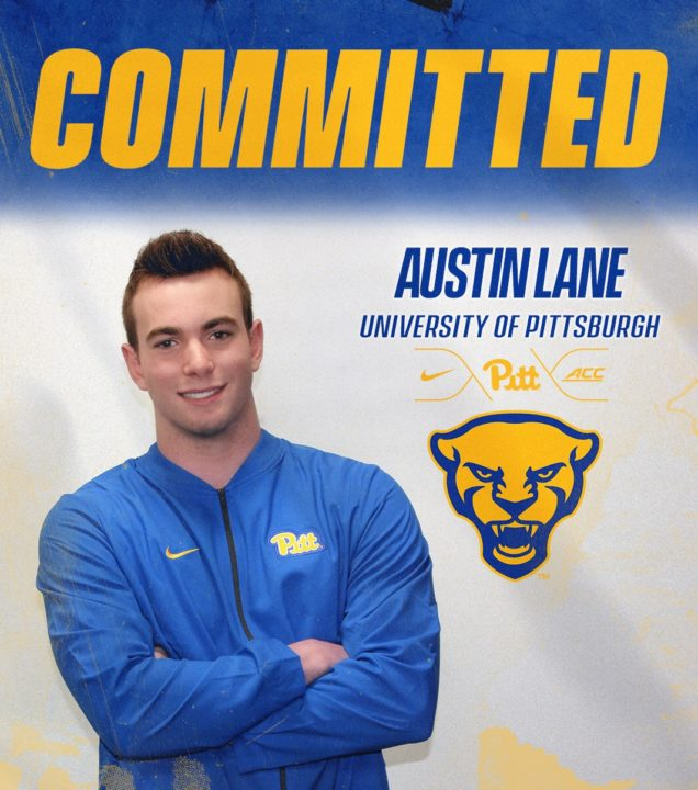 California HS Section Champ Austin Lane Verbally Commits to Pitt for 2020-21