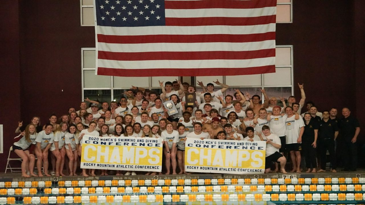 Colorado Mesa Sweep Rocky Mountain Conference Titles For Second Straight Year