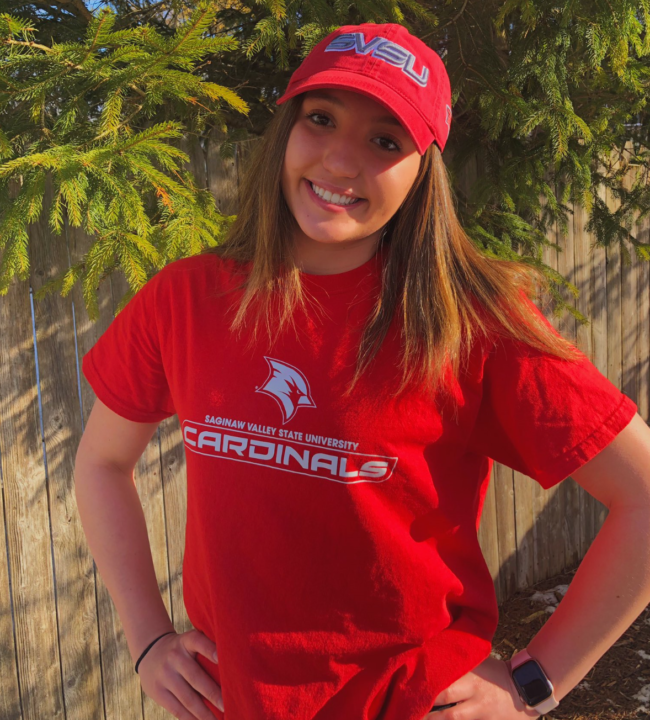 Olivia Cassise Stays In-State, Commits to DII Saginaw Valley State