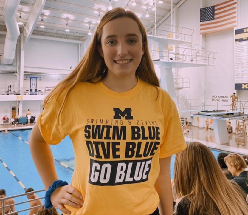 Michigan Scores Commitments from a Pair of Divers for 2021