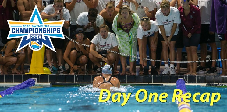 Tampa Men, Nova Southeastern Women Lead After Day 1 Of Sunshine State Champs