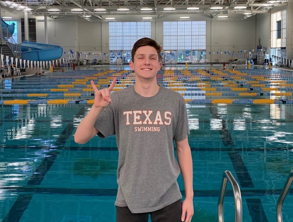 Texas Legacy Nathan Quarterman Verbally Commits to Longhorns for 2021-22