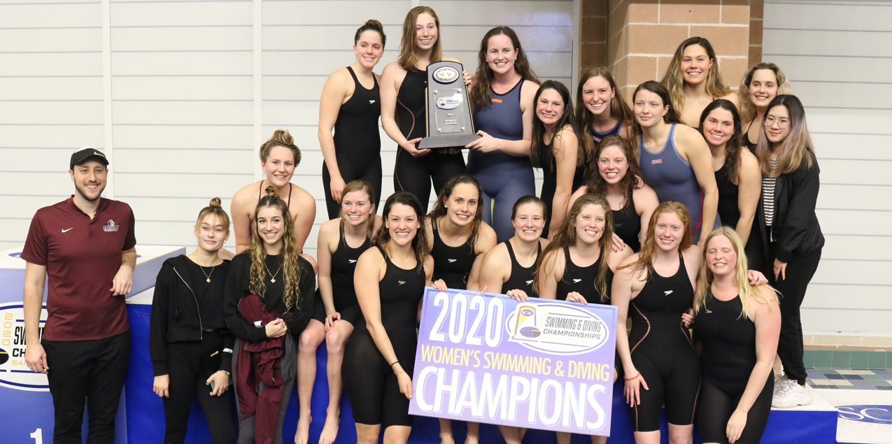 Trinity Women Win 17th Straight SCAC Title, Men Reclaim Crown