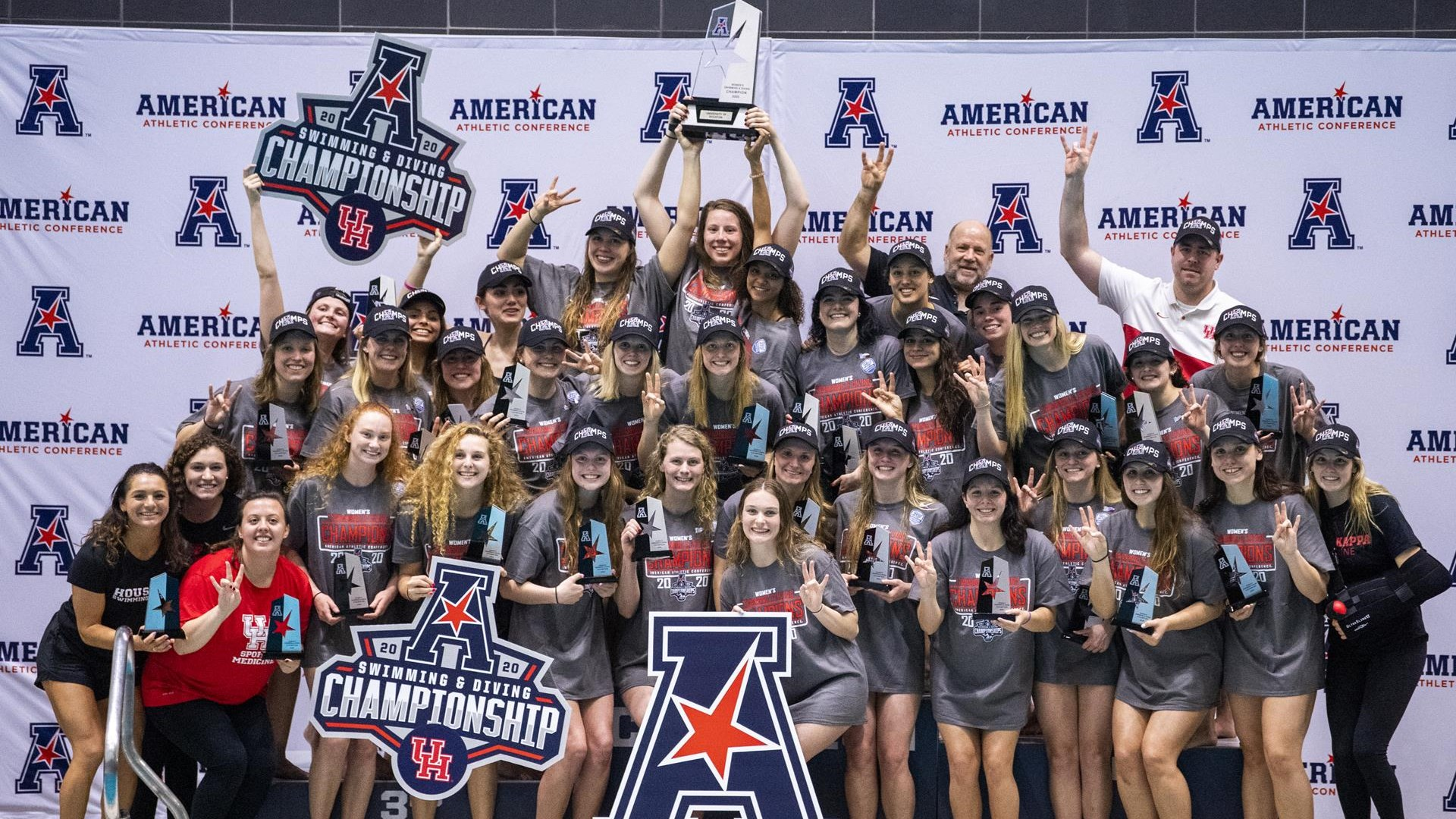 Weather Causes Delay of 2021 AAC Conference Championships