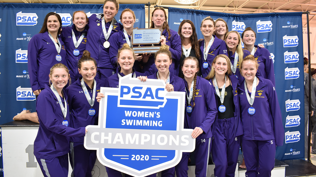 West Chester Men & Women Continue Reign By Winning PSAC Titles